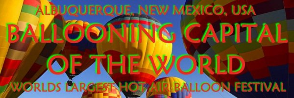 albuquerque new mexico usa ballooning capital of the world